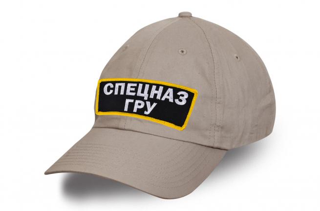 Кепка Спецназ ГРУ с авторской вышивкой