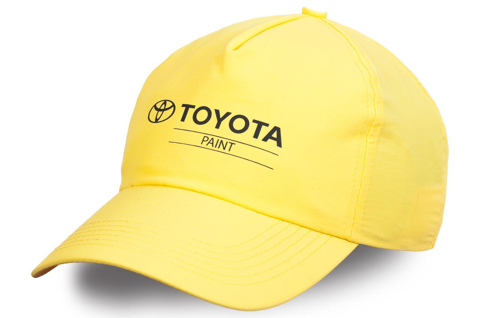 """Кепка """"Женский фан клуб Toyota"""" - купить в интернет-магазине с доставкой"""