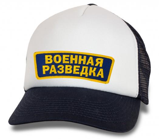 Кепка-тракер Военная разведка.