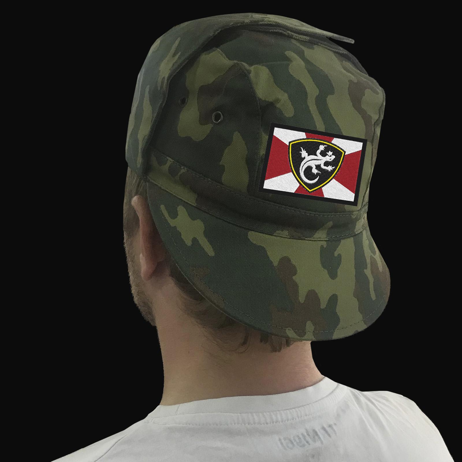Продажа кепок камуфляж с вышитой символикой МВД