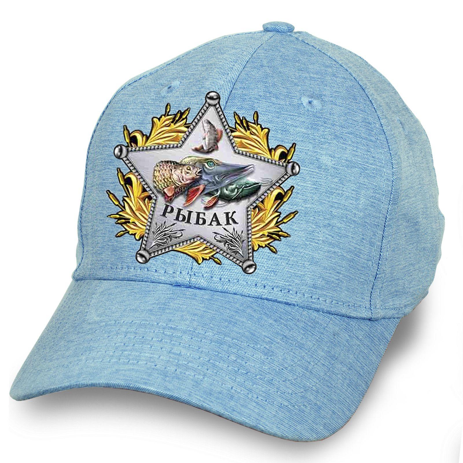 """Кепка """"Звезда рыболова"""" - купить выгодно с доставкой"""