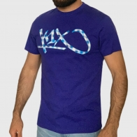 Мужская кэжуал футболка K1X