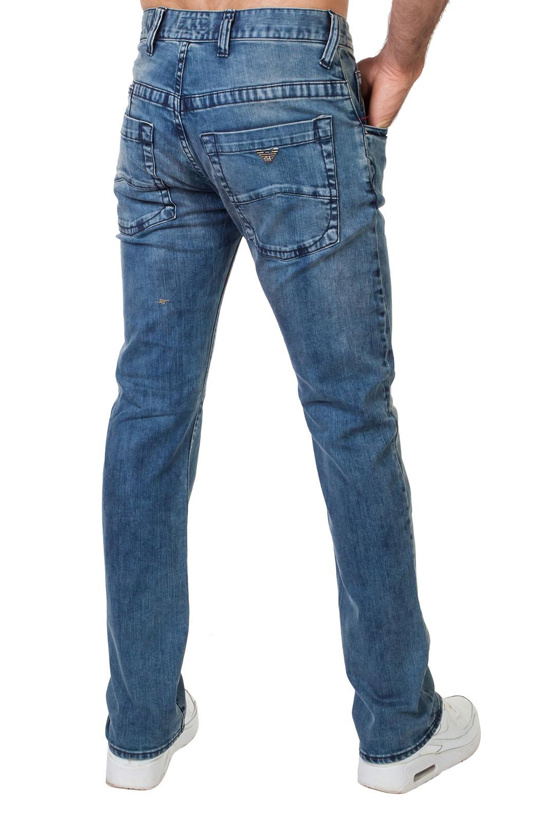 Дизайнерские джинсы для мужчин – ХИТ продаж по цене 1499 р