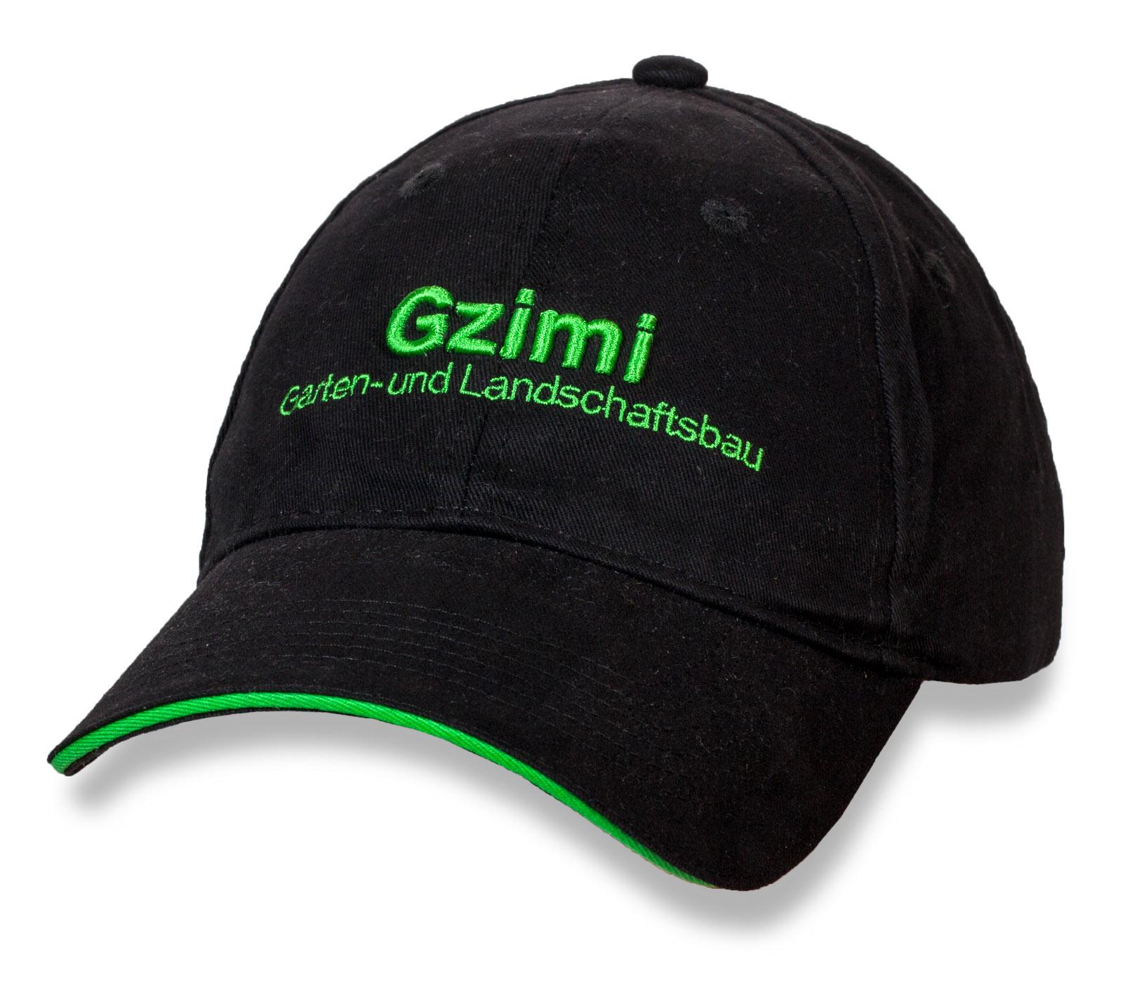 Классическая бейсболка Gzimi Garten-und Landschaftsbau.
