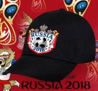 Классическая бейсболка Russia 2018.