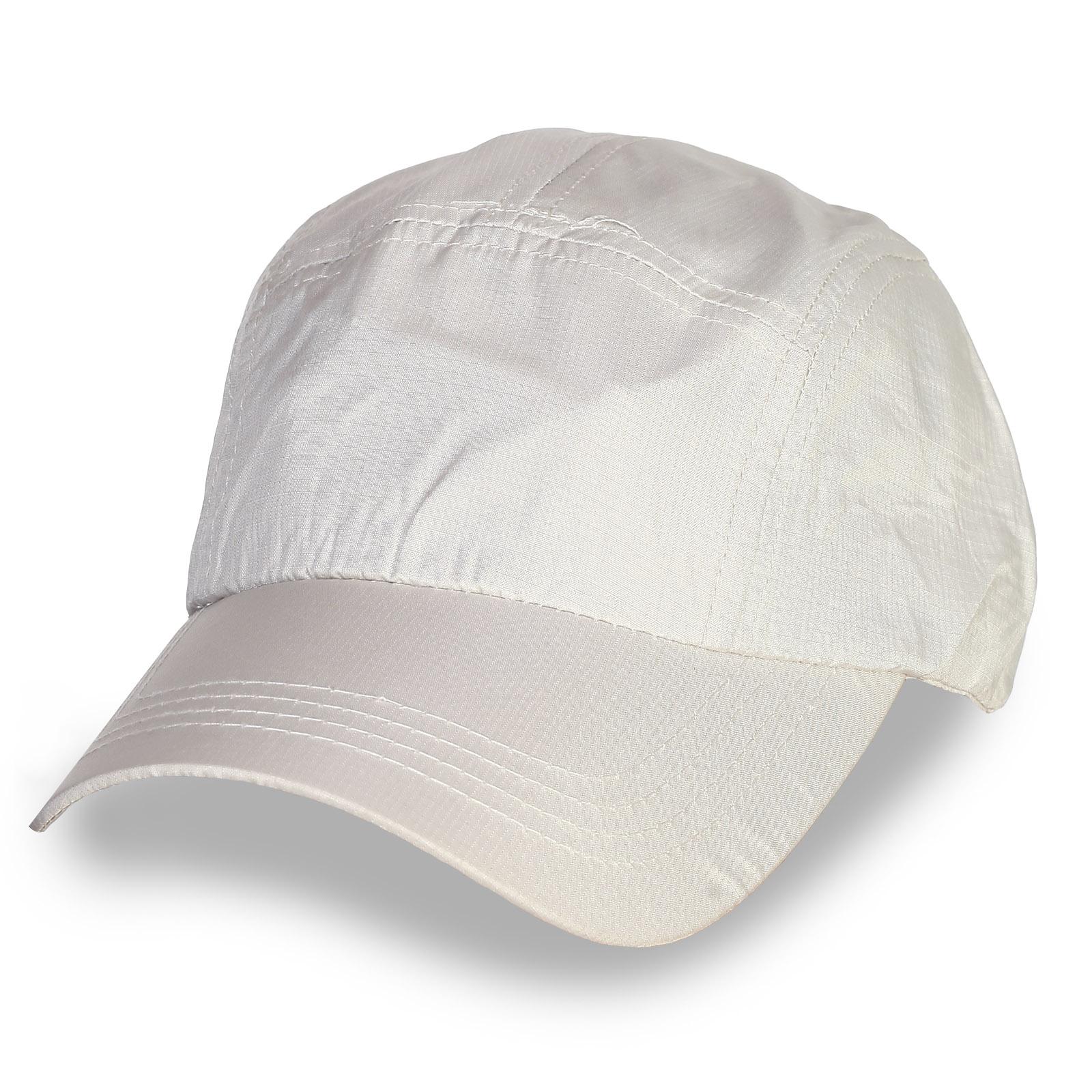 Классическая белая бейсболка - купить в интернет-магазине