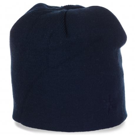 Классическая флисовая мужская шапка от Barts