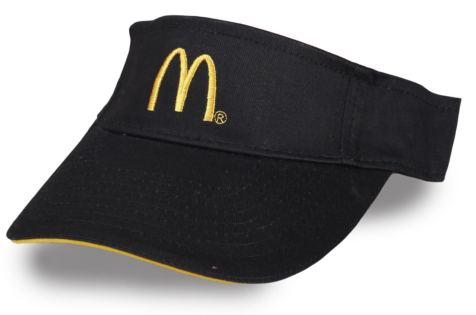 Кепка фаната Макдональдса