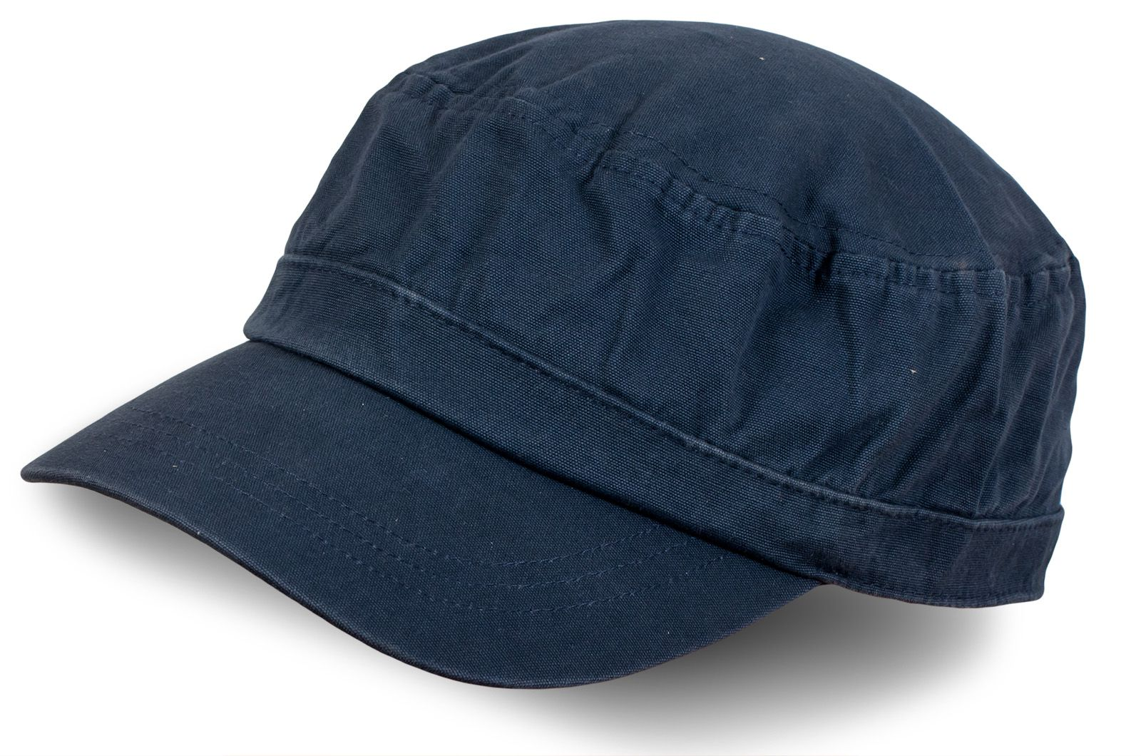 Классическая кепка-немка джинсовая - купить недорого с доставкой