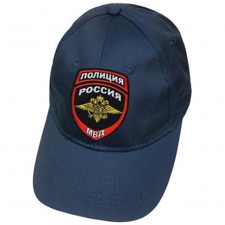 """Классическая кепка """"Полиция России"""""""