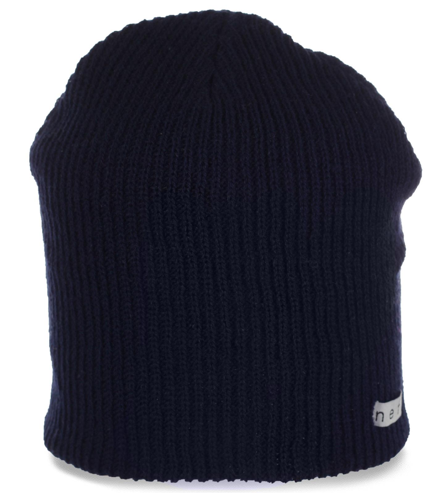 Классическая мужская шапочка для спорта и отдыха от Neff