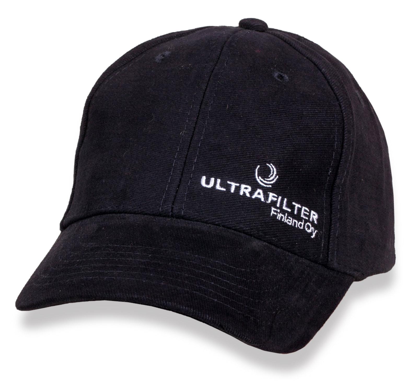 Классическая строгая бейсболка Ultrafilter