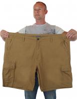 Классические Cargo от Urban - шорты для мужчин крупного телосложения.