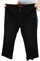 Классические черные женские джинсы от Sheego® (Германия). Найдутся размеры до 70 для пышных красоток!