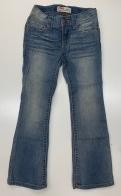 Классические джинсы для девочек  L.e.i