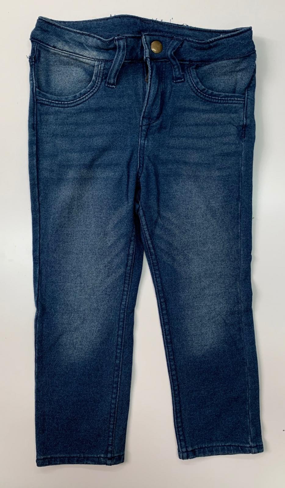 Классические джинсы для маленьких мальчиков