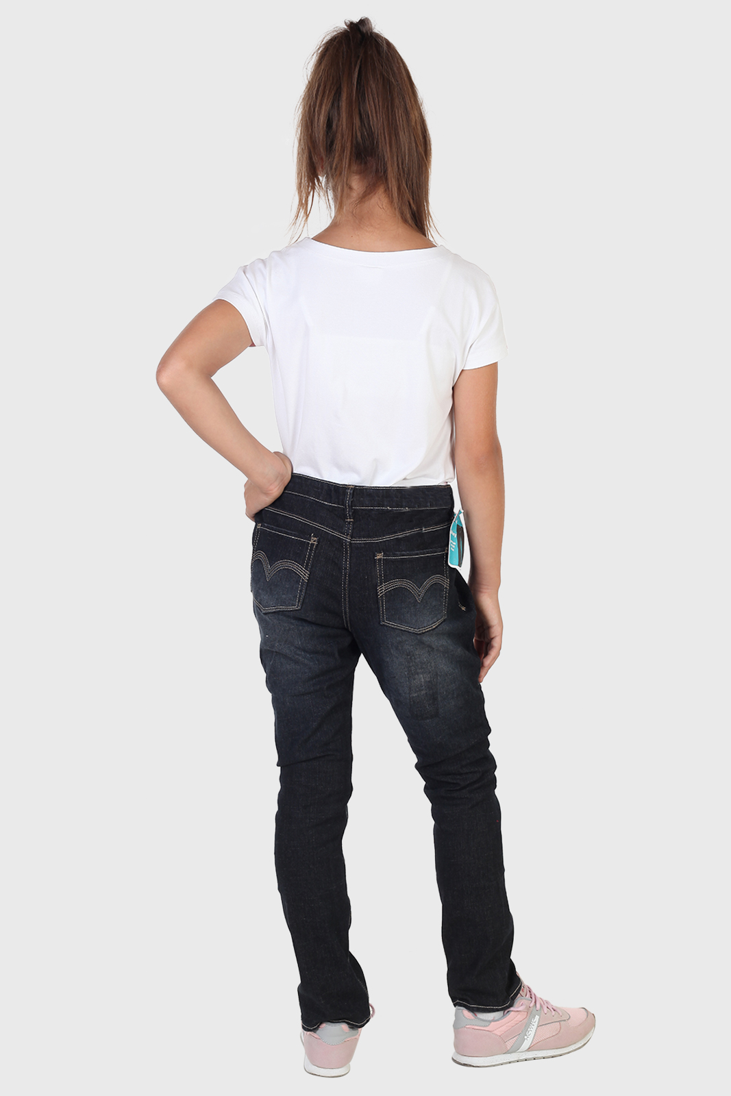 Классические детские джинсы Levi
