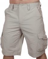 Классические светлые шорты карго от Urban Pipeline