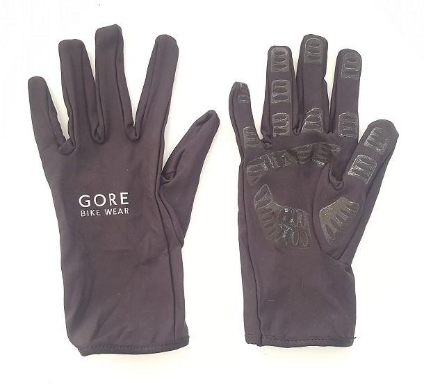 Классические темные перчатки от Gore Bike Wear
