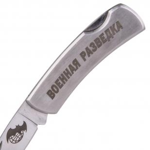 Классический складной нож военного разведчика