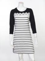 Классическое минималистично-стильное платье