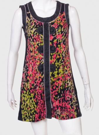 Классическое платье-трапеция