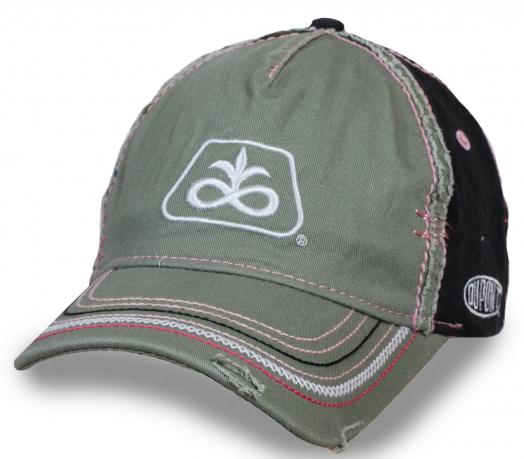 Мужская кепка-бейсболка с логотипом DuРont