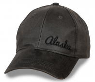 Темная бейсболка Alaska