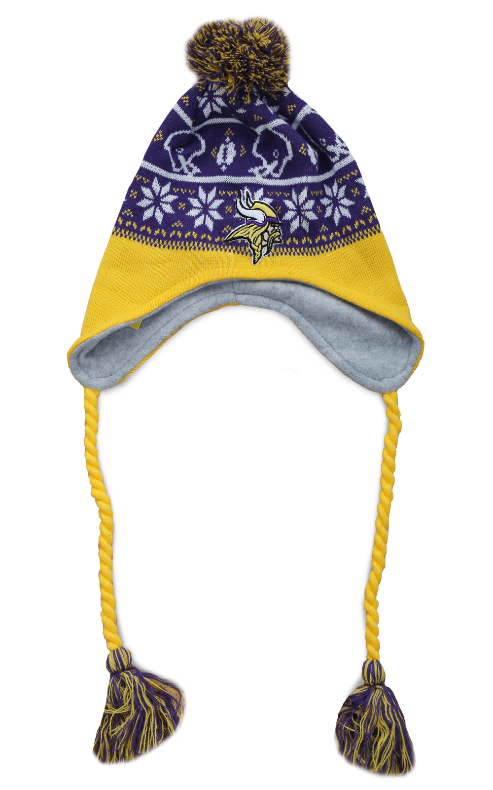 Классная детская шапка на флисе. Уютная и теплая модель с завязками. Понравится каждому ребенку!