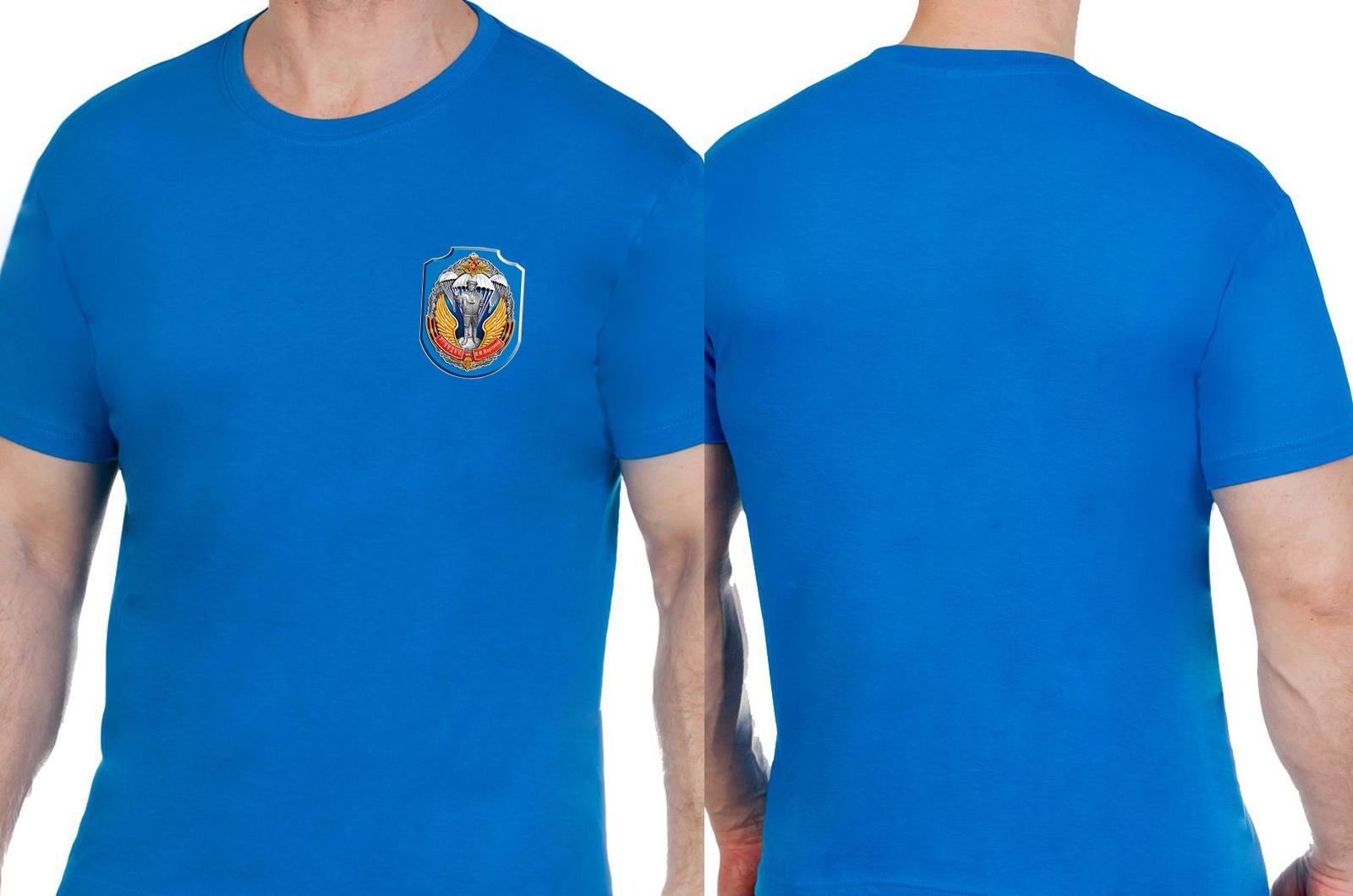 Классная футболка РВВДКУ.