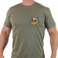 Классная хлопковая футболка Лучший рыбак - купить онлайн