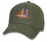 Классная кепка-бейсболка Guam.
