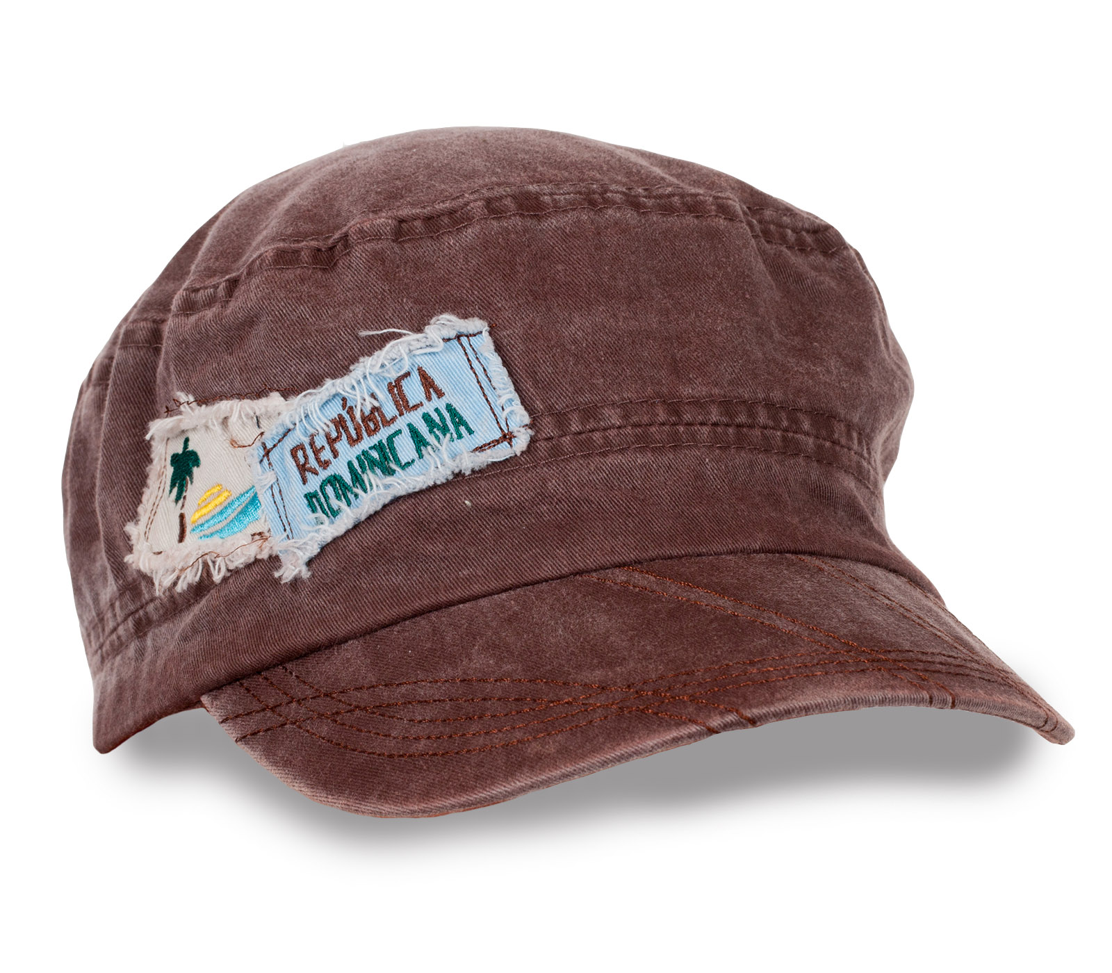 Классная кепка Republica Dominicana.