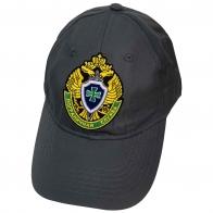 """Классная кепка с нашивкой """"Пограничная служба"""""""
