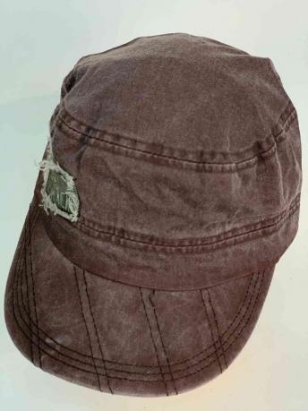 Классная коричневая кепка COSTR RIKA