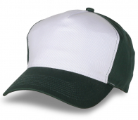 Классная корпоративная бейсболка под логотип