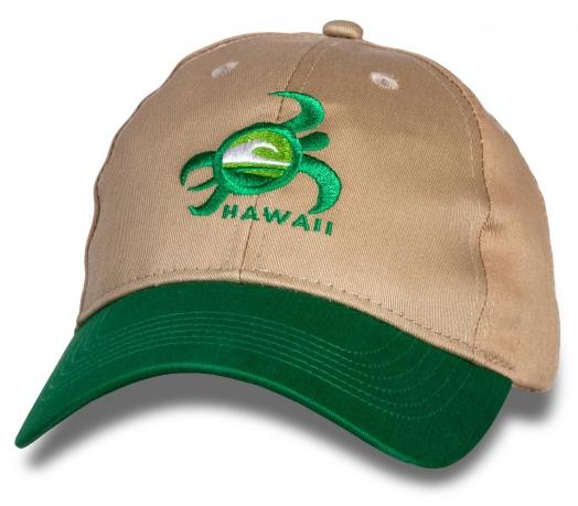 Классная летняя кепка Hawaii.