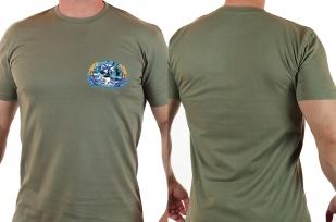 """Классная мужская футболка """"Северный флот не подведёт"""""""