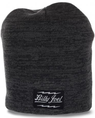 Классная мужская шапочка от Billy Joel