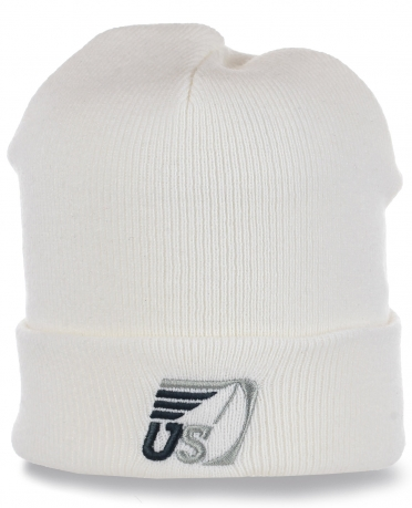 Классная мужская спортивная шапочка
