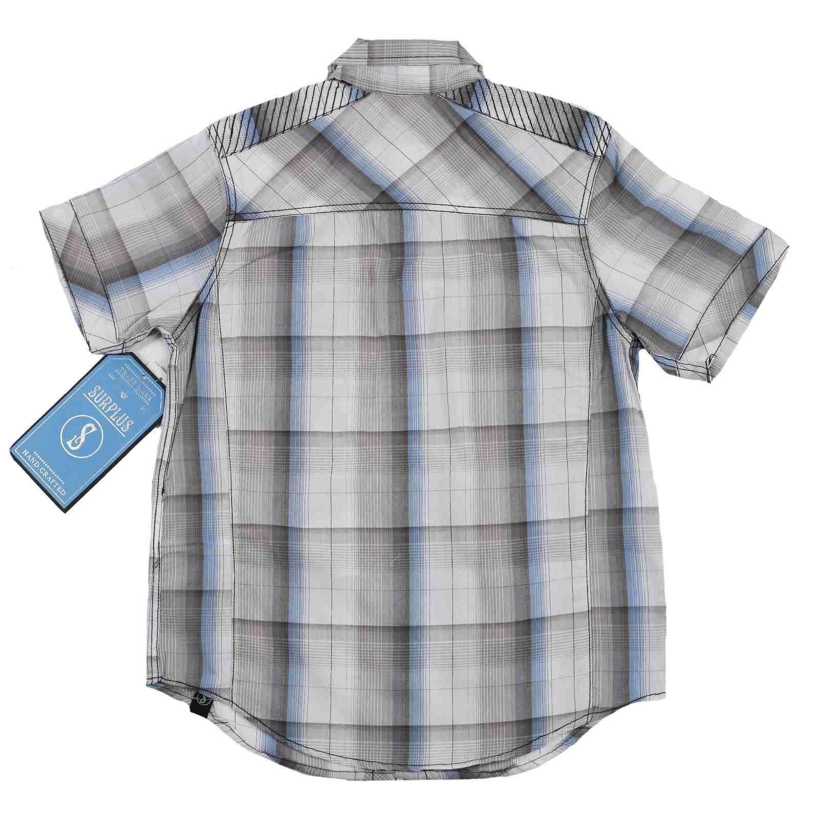 Классная рубашка для мальчиков из коллекции Surplus (Германия)
