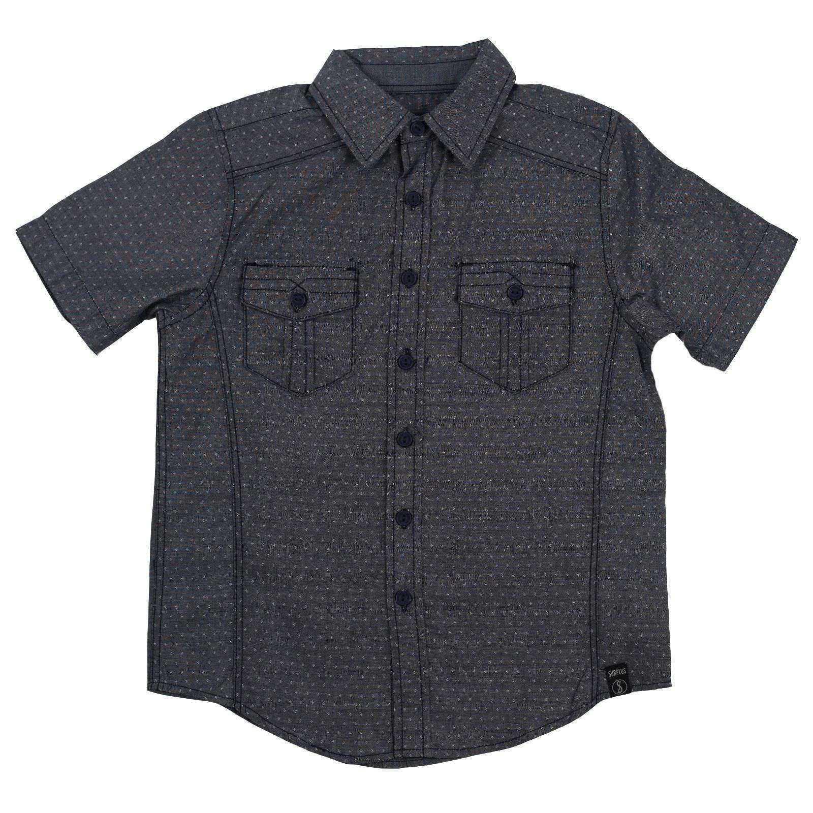 Классная рубашка для подростков от немецкого бренда Surplus