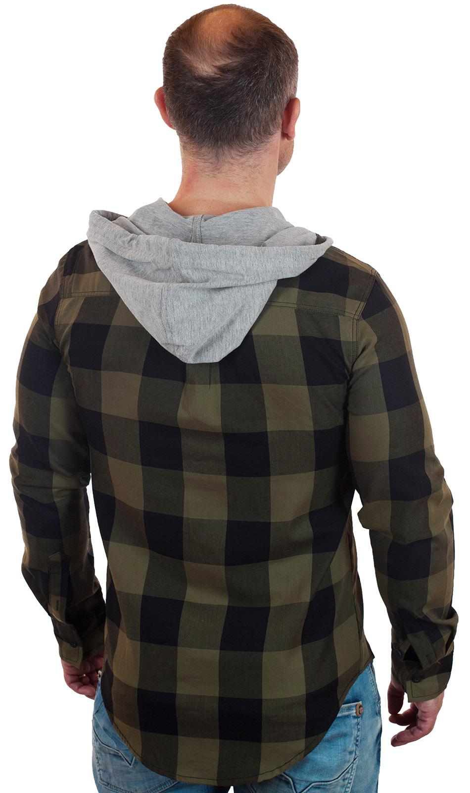 Купить рубашку с капюшоном от Carbon