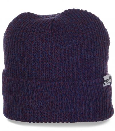 Классная шапка Neff для милых девушек. Очаровательная модель на каждый день. Мягкая и теплая. 100% комфорт, заказывай!
