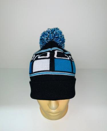 Классная шапка с помпоном