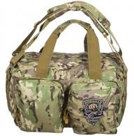 Классная тактическая сумка с шевроном Рыболовных войск