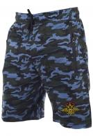 Купить классные мужские шорты с эмблемой МВД