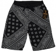 Классные мужские шорты на флисе от ТМ Vibes Gold Jogger