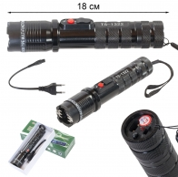 Классный фонарик-электрошокер TS-1322