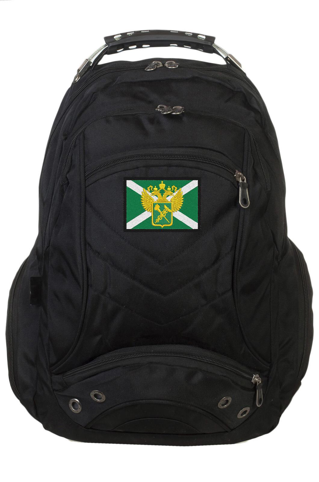 Классный городской рюкзак с флагом Таможенной службы
